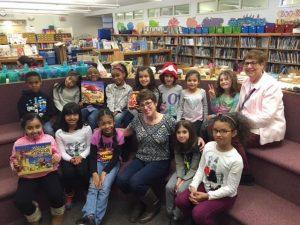 Jodi Moore_School visit